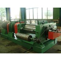 Rubber refining mill