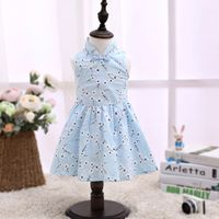 2017 Hot Selling Cut Dresses For Kids Fashion Chinese Dress Girl Kids Clothes LSCG1709B thumbnail image