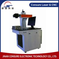 Fiber Laser Marking Machine for Metal materials thumbnail image