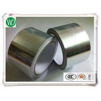 heat resistant aluminum foil tape with liner thumbnail image