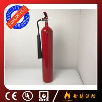Hot Selling 3KG Portable GB Alloy-steel CO2 Fire Extinguisher Discount Free Inspection Place order