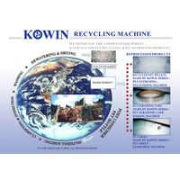 PET recycling equipment