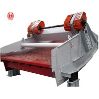 BVS Series Large Scale Banana Type Vibrating Screen
