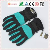 2015  New Fashion Winter Warmer Battery Heated Electric Ski Gloves thumbnail image