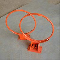 Official Size Steel Basketball Ring/Basketball Hoop/Basketball Rim/Elastic Basketball Ring/Heavy Dut thumbnail image