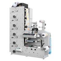 RY-320 Adhesive Label Flexo Printing Machine thumbnail image