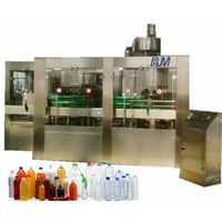 Automatic Soda water/Soft drink/Carbonated drink Filling Machine