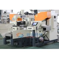High Efficiency/Accuracy/Quality Twin headed CNC milling machine