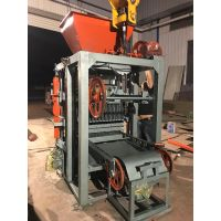 Ling heng QT concrete block brick making machine