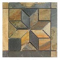 Natural Slate Mosaic ZXM26 305*305*10mm