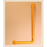toilet grab bar aluminium tube pvc cover