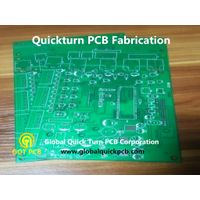 Quick PCB sample fabrication