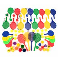 outdoor sports plastic beach tennis racket