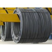 steel wire rod in coil SAE1008/6.hot rolled steel wire rod for drawing,nail making