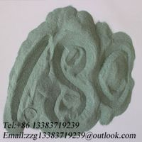 F80 Silicon Carbide Green Used in Grinding and Polishing thumbnail image