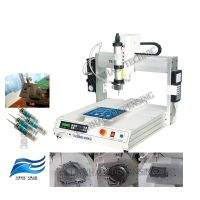 TH-2004D-300KG gasket silicone sealing equipment, silicone dispensing machine,2 axis robot gasket di
