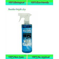 All natural eco-friendly car glass spray