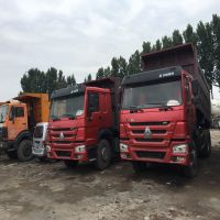 howo 371hp sinotruk dump truck of howo dumper