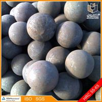 140mm forged grinding steel ball thumbnail image