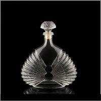 vodka glass bottle ,brandy glass bottle,XO glass bottle,700ML designer glass bottle ,1Lglass bottle