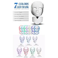 LED photon therapy(7 color) mask beauty mask