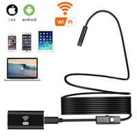 Wifi Wireless Endoscope Borescope Inspection Camera for Iphone,Android,Tablet PC