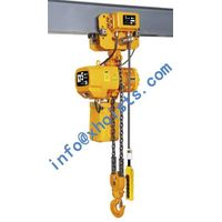 Monorail hoist 0.5Ton-10Ton (With Electric Trolley)