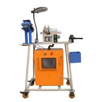 Type DS-I(PLC),II(PLC) wire butt welder/butt welders/butt welding machines