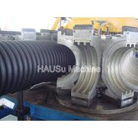 Corrugated Pipe Machine_HDPE/PP Double Wall Corrugated Pipe Extrusion Line thumbnail image