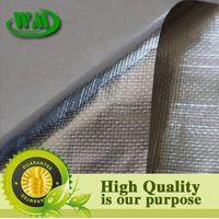 Aluminum foil insulating barrier