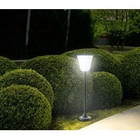 Garden Decoration  Plastic Led Solar Lawn Light