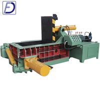 Small Metal Scraps Compress Machine Compactor