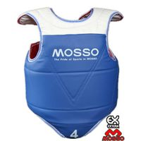 Free shipping MOSSO High quality Taekwondo Double-sided chest protector