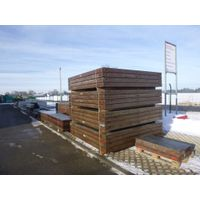 330 m² Hägele AT / XT formwork cellar formwork used formwork - top condition