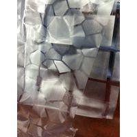 xiongxing new desiged embossed pvc film for table cloth