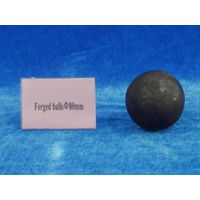 Forged grinding media ball 80mm
