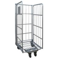 500kg Capacity Roll Container European Style L860W725H1770mm thumbnail image