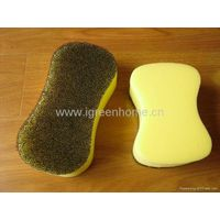 car cleaning sponge