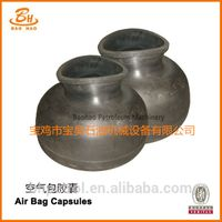 Latest API Standard KN-20L Air Bag capsule For Mud Pump Parts