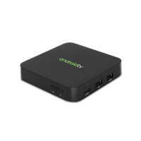 Android IoT tv box with Amlogic S905X2 based on androidtv&trade 10.0 with zigbee built-in - DM12