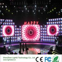 P10 DIP346 Outdoor Full Color LED Display Screens on Sale