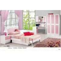 Teenage Girl Panels Children Bedroom Set