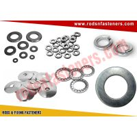 Steel Plain Flat Washers Exporters in India