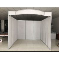 3X3 Aluminum Standard Octanorm Exhibition Booth Display Stand thumbnail image