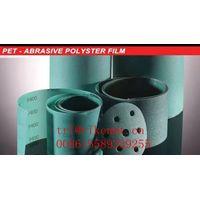 abrasive PET film