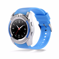 Bluetooth v8 smart watch with camera