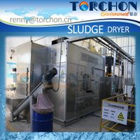 Industrial Heat Pump Low Temperature Sludge Dryer thumbnail image