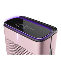 High quality ABS household H13 Hepa air cleaner