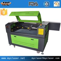 2015 new product modern design 90w CO2 CNC laser engraver price MC9060