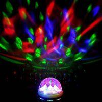 Disco Laser Stage Light LED Crystal Magic Ball Bulb thumbnail image